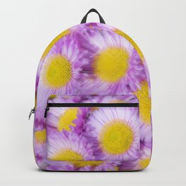 Yellow Centres Backpack