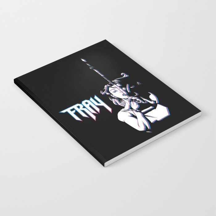 Fray the Lurk Slayer Notebook
