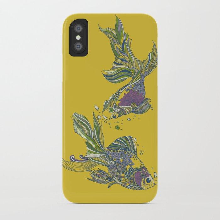 Blooming in Deep iPhone Case