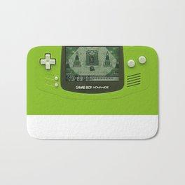 Gameboy Zelda Link Bath Mat