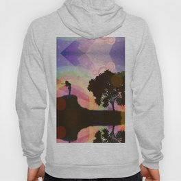 Freedom and rainbow Hoody