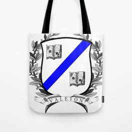 Valeton University Crest Tote Bag