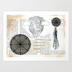 Limbs Art Print
