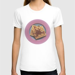 Waffles With Syrup T-shirt