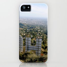 hollywood heights iPhone Case