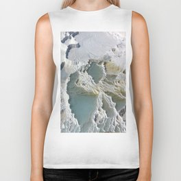 Cotton Castle Biker Tank