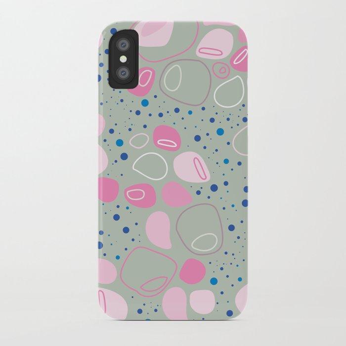 BP 22 Pebbles iPhone Case
