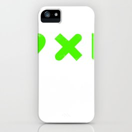 Love Death and Robots iPhone Case