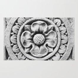 Stone Rose Rug