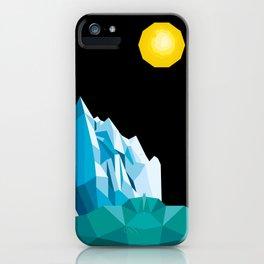 Artic Landscape iPhone Case