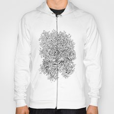 Shattered Faces Hoody