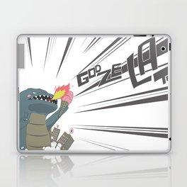 Godzelato! - Series 2: GOAHHHHHH! Laptop & iPad Skin