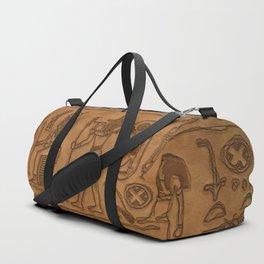 Egyptian Hieroglyphic Art Duffle Bag