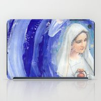 mother iPad Cases featuring Mother by Ibbanez