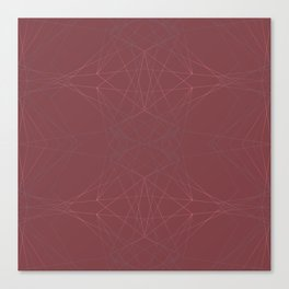 LIGHT LINES ENSEMBLE IV Canvas Print