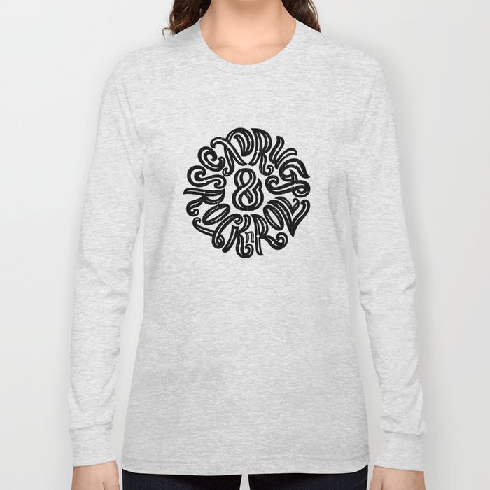 Sex Drugs Rock N Roll Long Sleeve T Shirt By Elusiveillusion