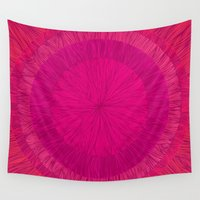pulp Wall Tapestries featuring Pulp Passion by Anchobee