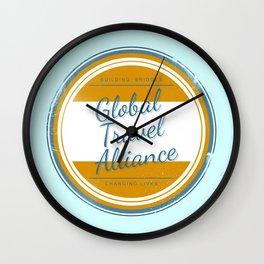 asdf Wall Clock