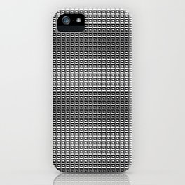 Tile pattern 1 iPhone Case