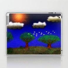 BLUE_DAY-024 Laptop & iPad Skin