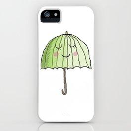 cute UMBRELLA iPhone Case