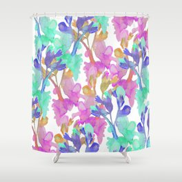 Floral 04 Shower Curtain