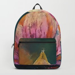 The Lotus House of Love, Peace & Migration Backpack