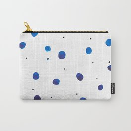 Poka Dots Carry-All Pouch