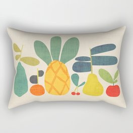Fruits Rectangular Pillow
