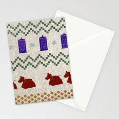 Holiday Print 2 Stationery Cards