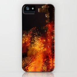 HAPPY BIRTHDAY, USA iPhone Case