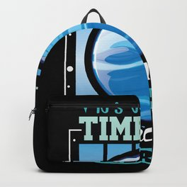 Its Party time get Uranus over here shirt design Backpack