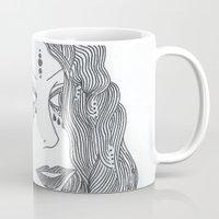 gypsy Mugs featuring Gypsy by Esther Knox