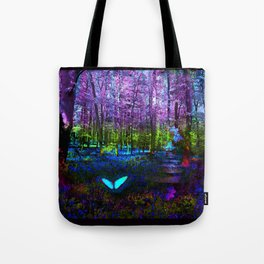 Return to Wonderland Tote Bag