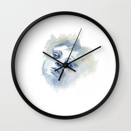 The sun smells too loud Wall Clock