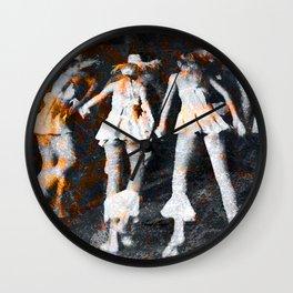 Bailar Cubano Wall Clock