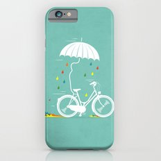 I want to ride my bike ! Slim Case iPhone 6s