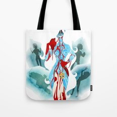 Marvel - Frost Giantess Tote Bag