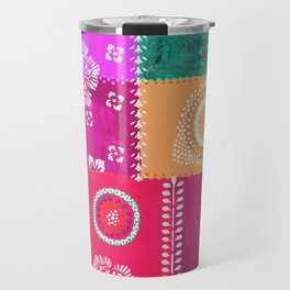 Paper Patches Travel Mug