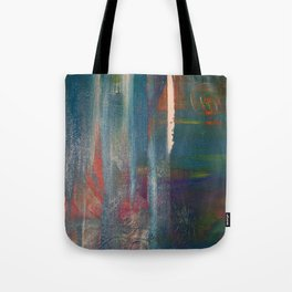 Dancing the Waterfall Frost Tote Bag