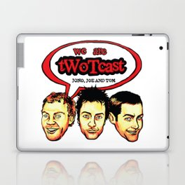tWoTcast Laptop & iPad Skin