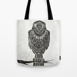 Listen To The Owl Tote Bag