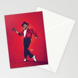 """""""Freddy Krueger"""" - Fab Ciraolo Stationery Cards"""