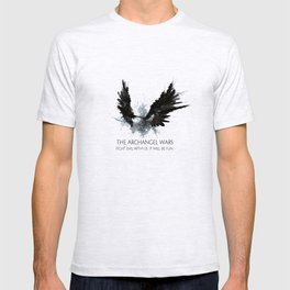 The Archangel Wars - Fight Evil T-shirt