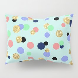 Pretty Polka Dots Pillow Sham