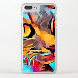 Devon Rex Clear iPhone Case