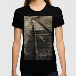 TRUST YOUR PATH, YOU'RE ON THE RIGHT TRACK T-shirt