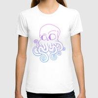cthulu T-shirts featuring Call me Cthulu  by KickPunch