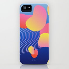 summer hanabi iPhone Case