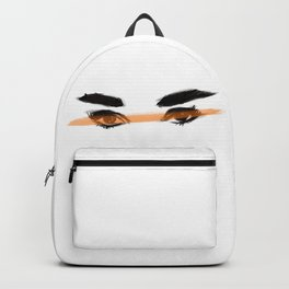 Audrey's eyes 2 Backpack